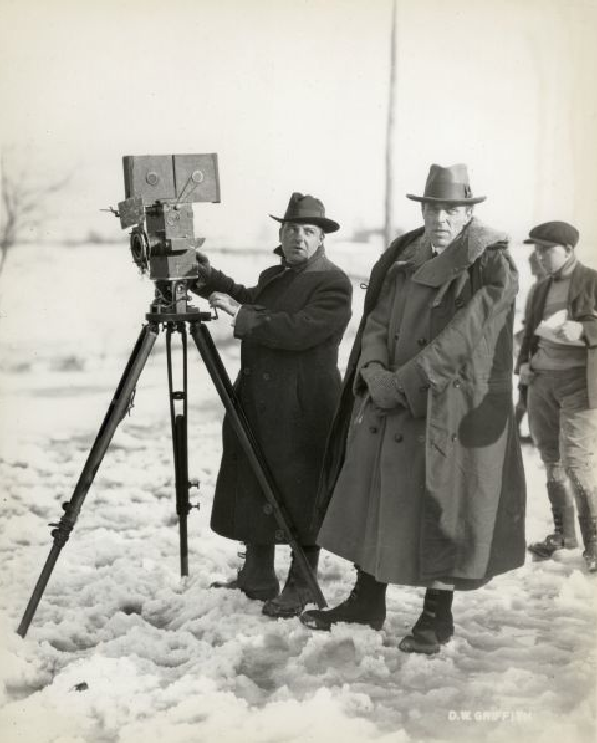 Directing: Billy Bitzer & D.W.Griffith via wiki