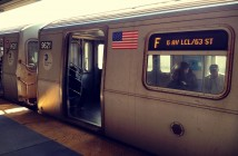 F Train at 4th Avenue/9th Street