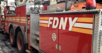 FDNY fire engine