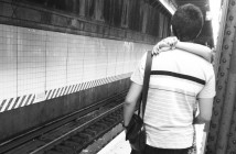 (crop) Subway Love at Atlantic Avenue